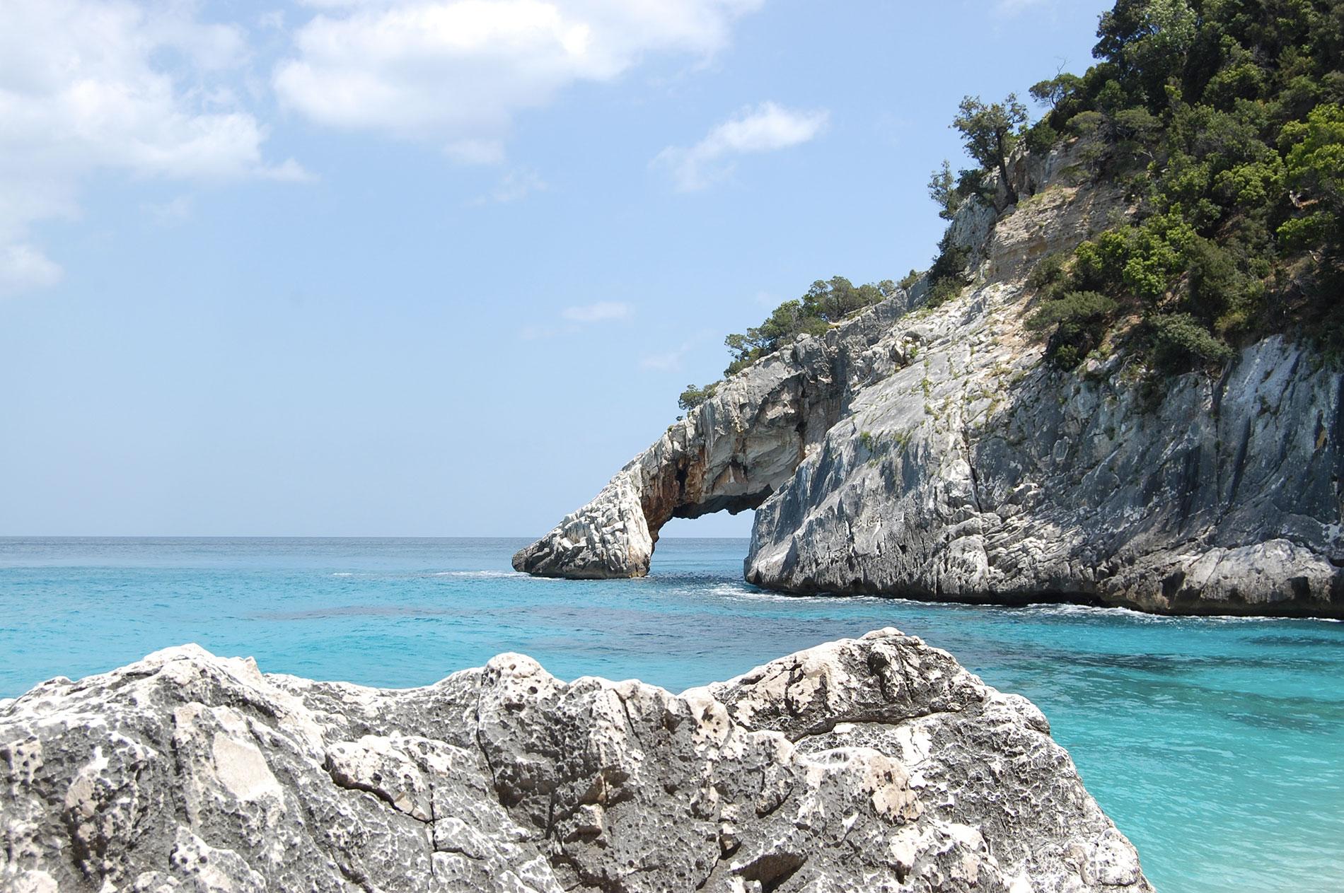 Cala Goloritzé, Baunei, Sardegna