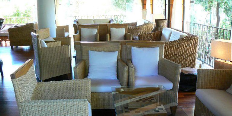 Die Strandbar Hotel Mediterraneo