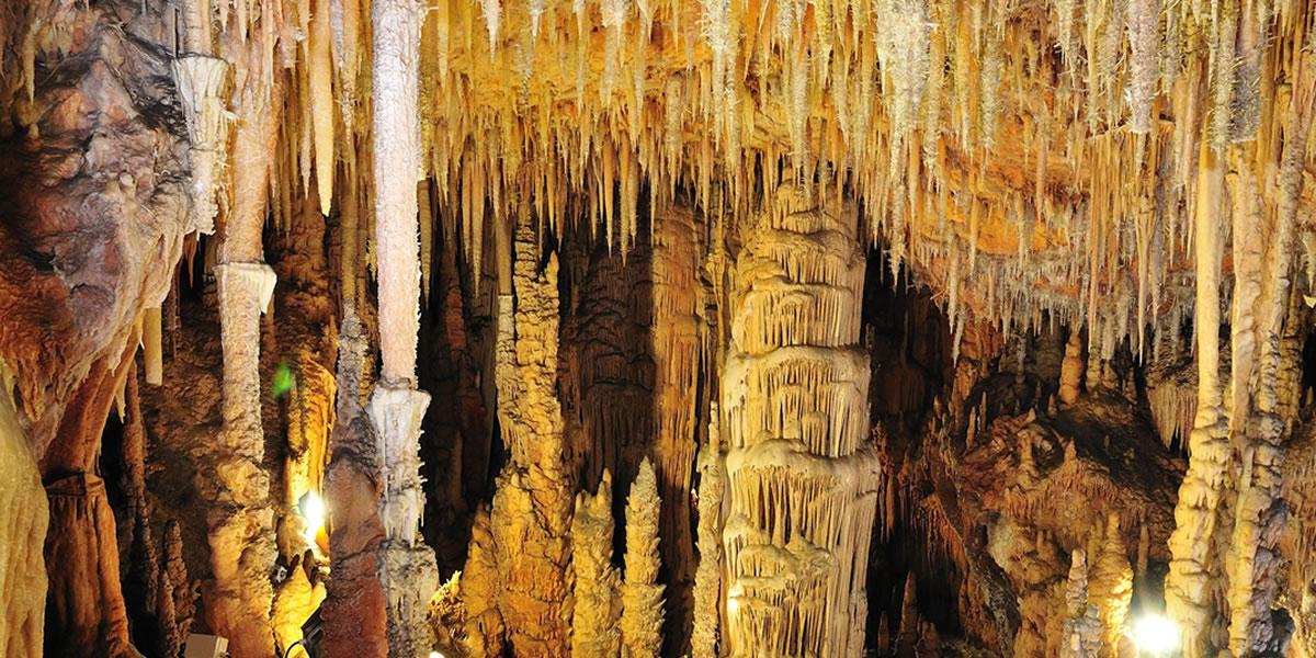 Trip to the Cave su Meraculu Baunei- Hotel Mediterraneo