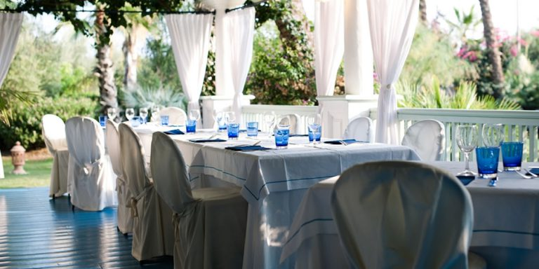 Outdoor room Hotel Mediterraneo