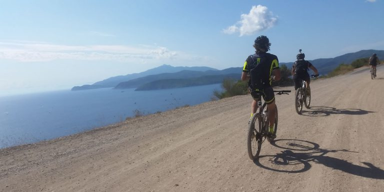 Mountain Bike Hotel Mediterraneo