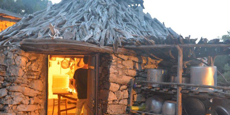Abendessen im Schafstall Hotel Mediterraneo