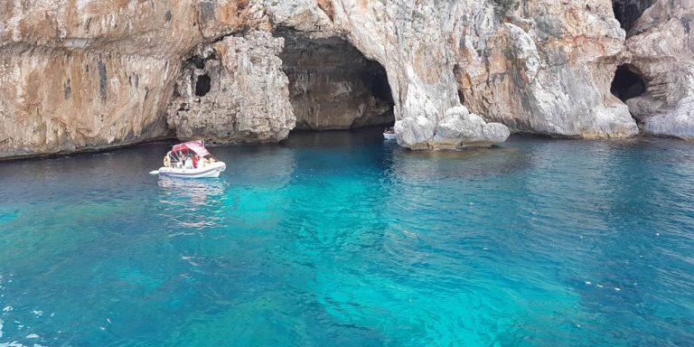 Excursions en bateau Hotel Mediterraneo