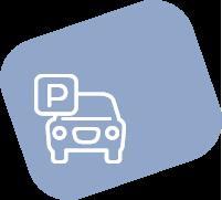 Parkplatz Hotel Mediterraneo
